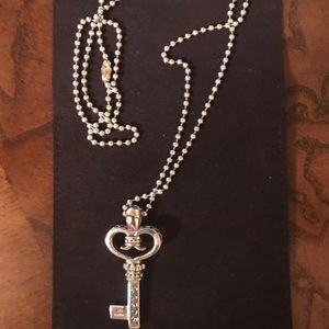 Lagos Key Necklace